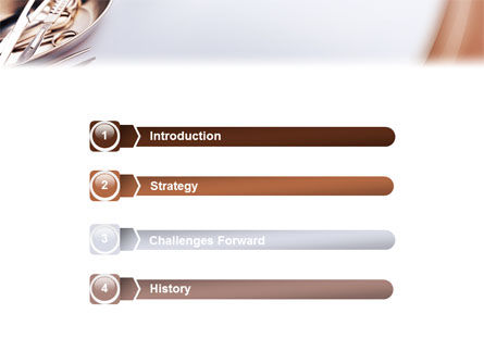 Surgery Tools PowerPoint Template, Slide 3, 02263, Medical — PoweredTemplate.com