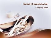 Medical: Modelo do PowerPoint - ferramentas cirúrgicas #02263