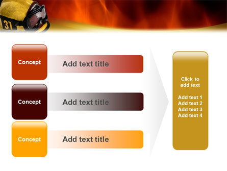Fire Extinguishing PowerPoint Template Slide 12