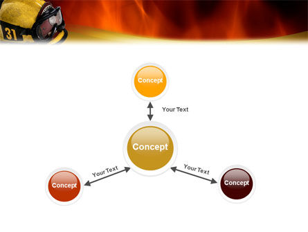 Fire Extinguishing PowerPoint Template Slide 14