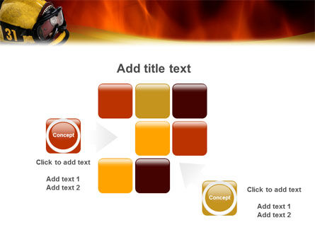 Fire Extinguishing PowerPoint Template Slide 16