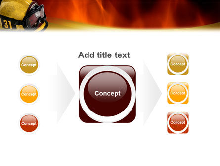 Fire Extinguishing PowerPoint Template Slide 17
