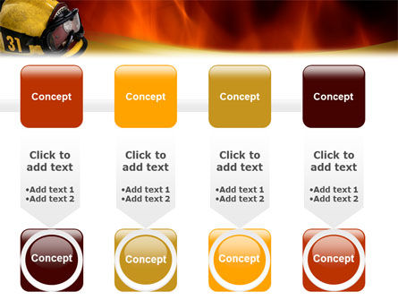 Fire Extinguishing PowerPoint Template Slide 18