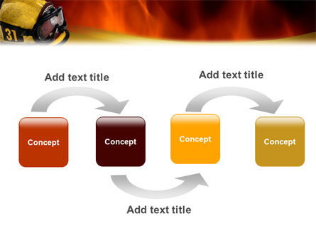 Fire Extinguishing PowerPoint Template Slide 4