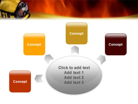 Fire Extinguishing PowerPoint Template Slide 7