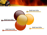 Fire Extinguishing PowerPoint Template#10