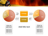 Fire Extinguishing PowerPoint Template#11