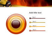 Fire Extinguishing PowerPoint Template#9