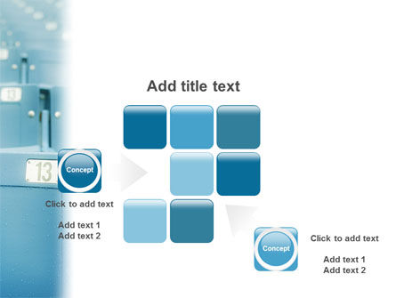 Seat PowerPoint Template Slide 16