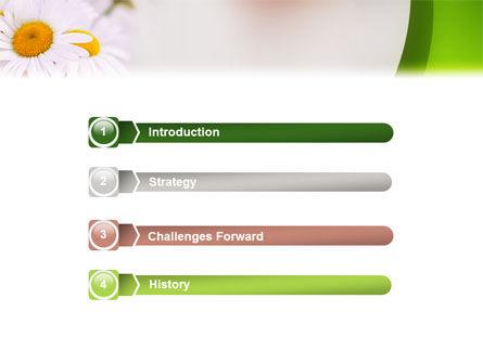Daisy PowerPoint Template Slide 3