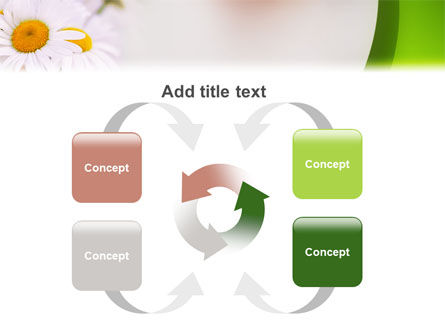 Daisy PowerPoint Template Slide 6