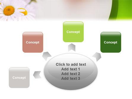 Daisy PowerPoint Template Slide 7