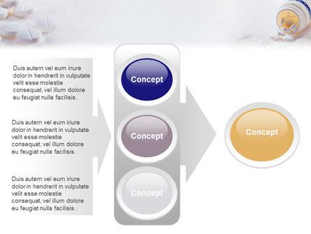 Bottle Of Tablets PowerPoint Template Slide 11