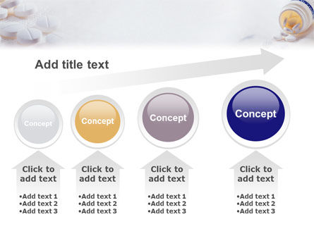 Bottle Of Tablets PowerPoint Template Slide 13