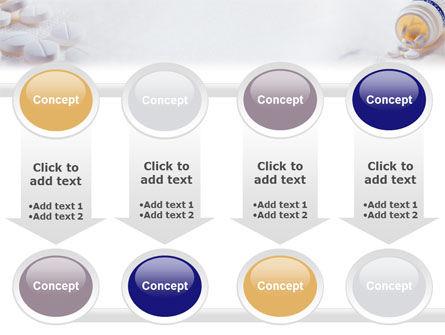 Bottle Of Tablets PowerPoint Template Slide 18