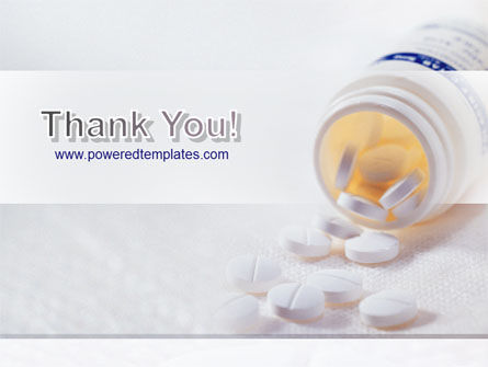 Bottle Of Tablets PowerPoint Template Slide 20