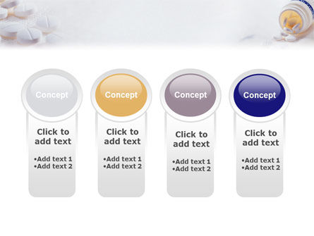 Bottle Of Tablets PowerPoint Template Slide 5