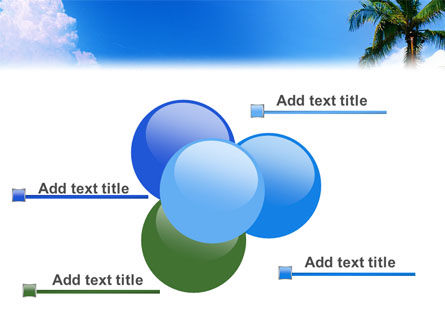 Exotic Island PowerPoint Template Slide 10