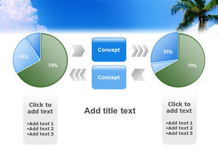 Exotic Island PowerPoint Template Slide 11