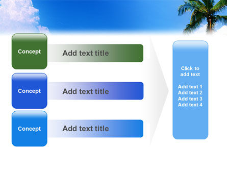 Exotic Island PowerPoint Template Slide 12