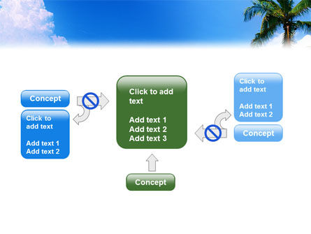Exotic Island PowerPoint Template Slide 13