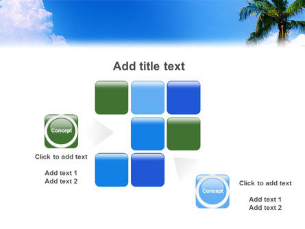 Exotic Island PowerPoint Template Slide 16