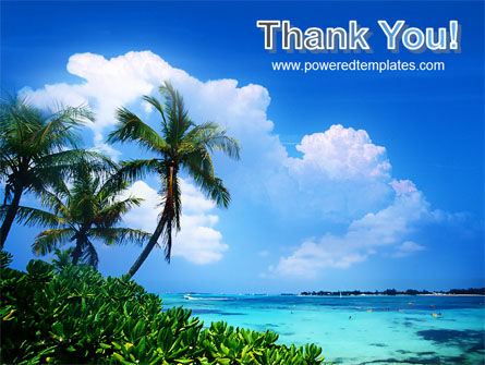 Exotic Island PowerPoint Template Slide 20