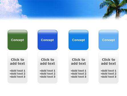 Exotic Island PowerPoint Template Slide 5