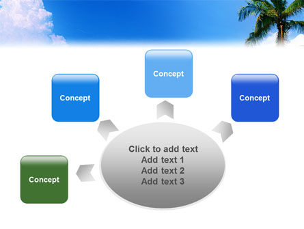 Exotic Island PowerPoint Template Slide 7