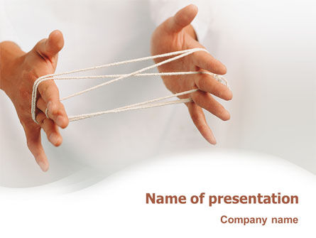 Consulting: Knot PowerPoint Template #02274