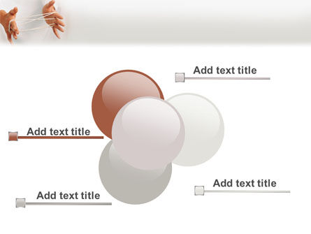 Knot PowerPoint Template Slide 10