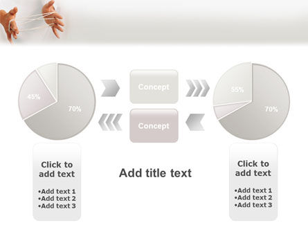 Knot PowerPoint Template Slide 11