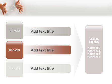 Knot PowerPoint Template Slide 12