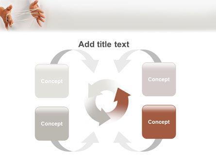 Knot PowerPoint Template Slide 6