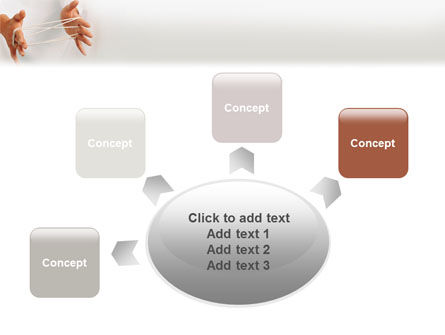 Knot PowerPoint Template Slide 7
