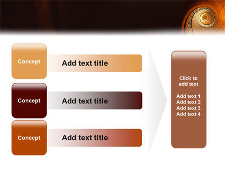 Stairs PowerPoint Template Slide 12