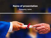 Education & Training: Patent PowerPoint Template #02276
