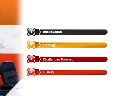 Evaluation Meeting PowerPoint Template, Slide 3, 02277, Business — PoweredTemplate.com