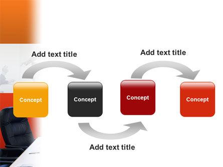 Evaluation Meeting PowerPoint Template, Slide 4, 02277, Business — PoweredTemplate.com
