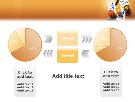 Addition PowerPoint Template Slide 11
