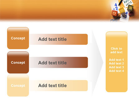 Addition PowerPoint Template Slide 12