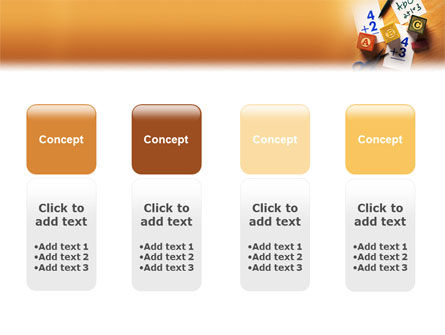 Addition PowerPoint Template Slide 5