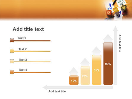 Addition PowerPoint Template Slide 8