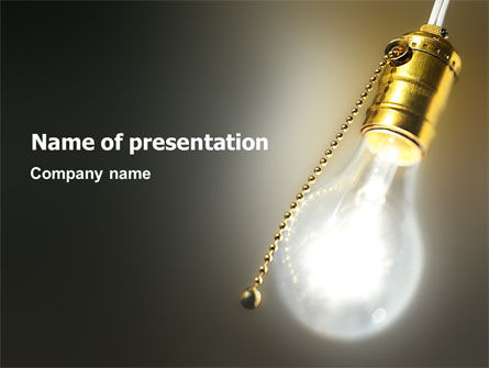 Activate Idea PowerPoint Template