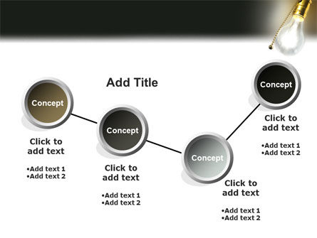 Activate Idea PowerPoint Template Slide 6