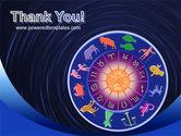 Horoscope PowerPoint Template#20