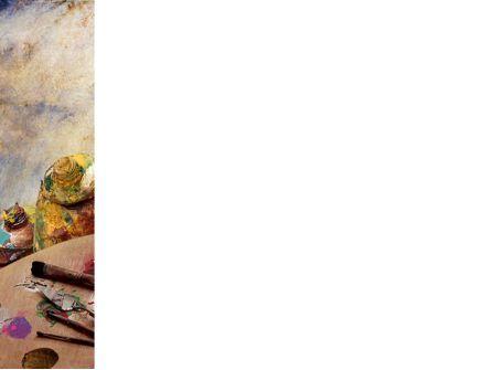Palette PowerPoint Template, Slide 3, 02287, Art & Entertainment — PoweredTemplate.com
