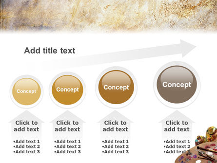 Palette PowerPoint Template Slide 13