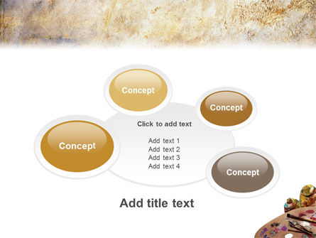 Palette PowerPoint Template Slide 16