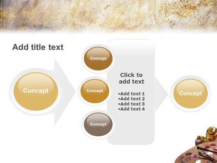 Palette PowerPoint Template Slide 17